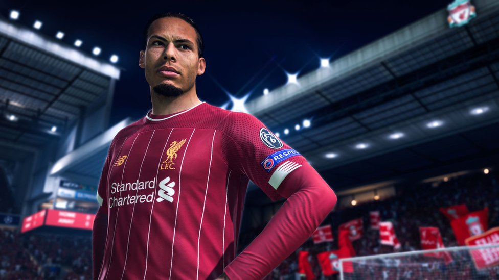 EA says Fifa 21 will be the 'most authentic' yet - BBC News