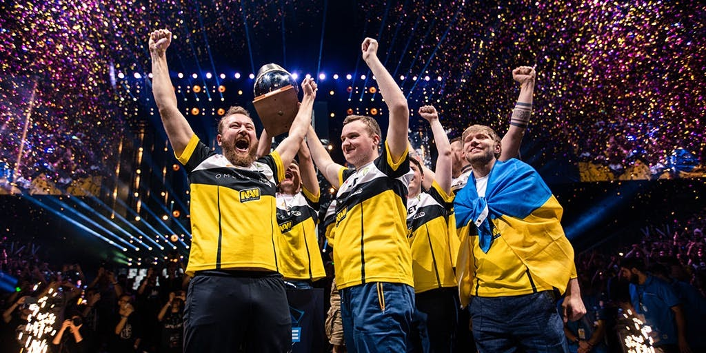 Esports bets and betting depends in tournaments.